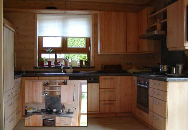 Granit Küche war genial stil für ihr haus design ideen